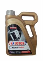 Масло моторное синтетическое Synthetic PLUS 5W-40, 4л