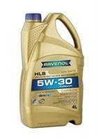 Масло моторное синтетическое HLS 5W-30, 4л