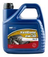 Масло моторное синтетическое SynGold LL-II 0W-30, 4л