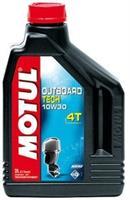 Масло моторное полусинтетическое Outboard TECH 4T 10W-30, 2л