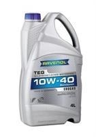 Масло моторное полусинтетическое TEG 10W-40, 4л