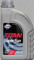 Масло моторное синтетическое TITAN SUPERSYN 10W-60, 1л