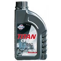 Масло моторное полусинтетическое TITAN CFE MC 10W-40, 1л