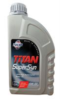 Масло моторное синтетическое TITAN SUPERSYN 5W-50, 1л