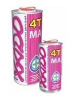 Масло моторное синтетическое Atomic Oil 4T MA 10W-60, 1л