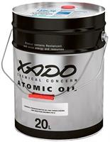 Масло моторное полусинтетическое Atomic Oil Diesel CI-4 10W-40, 20л