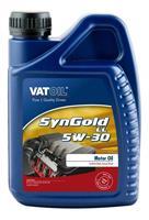 Масло моторное синтетическое SynGold LL 5W-30, 1л